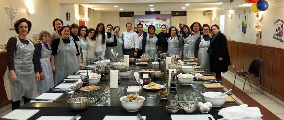 Une cuisine pour tous cours de cuisine recettes chef a - Cours cuisine a domicile ...